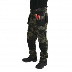 Pantalon CAMO CARGO Kaki
