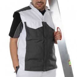 Gilet GABES Blanc