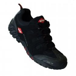 Chaussures basses de sécurité Noire/Rouge