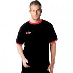 Tee-shirt Noir/rouge