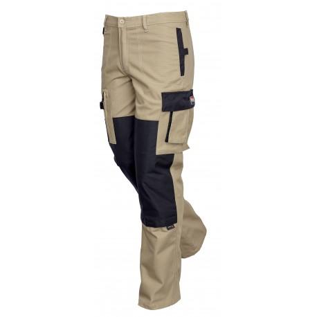 Pantalon PESARO Beige