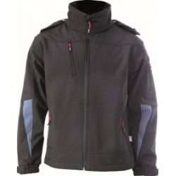 Veste softshell SWEDEN