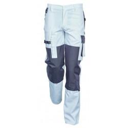 Pantalon PESARO Blanc