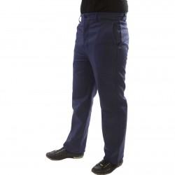 Pantalon PRATO Bleu marine