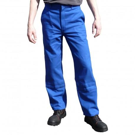 Pantalon PAPEETE Bleu bugatti