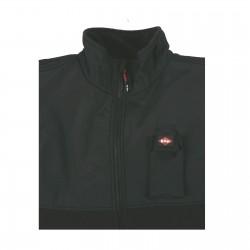 Blouson polaire Noir/Noir